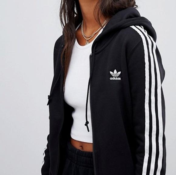 dígito Conflicto paso  buy > adidas sweatshirt zip up, Up to 65% OFF